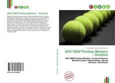 Couverture de 2007 BNP Paribas Masters – Doubles