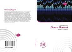 Buchcover von Bizarre (Rapper)