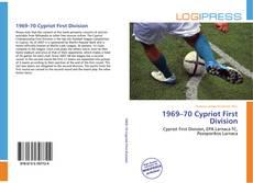 Portada del libro de 1969–70 Cypriot First Division