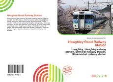 Portada del libro de Haughley Road Railway Station