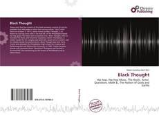 Black Thought kitap kapağı