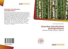 Portada del libro de Asteridae (classification phylogénétique)