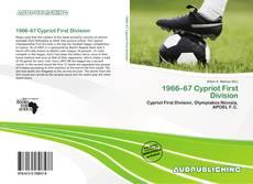 Portada del libro de 1966–67 Cypriot First Division