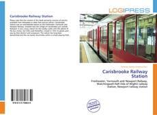 Carisbrooke Railway Station kitap kapağı