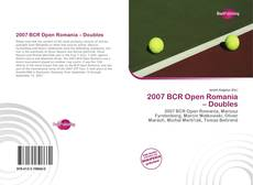 Bookcover of 2007 BCR Open Romania – Doubles