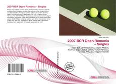Bookcover of 2007 BCR Open Romania – Singles