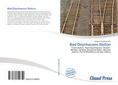 Portada del libro de Bad Oeynhausen Station