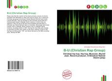 Portada del libro de B-U (Christian Rap Group)