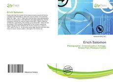 Capa do livro de Erich Salomon
