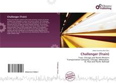 Capa do livro de Challenger (Train)