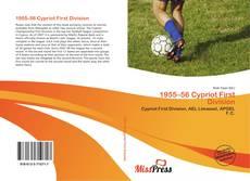 Portada del libro de 1955–56 Cypriot First Division