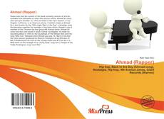 Bookcover of Ahmad (Rapper)