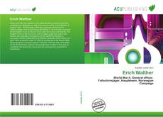 Buchcover von Erich Walther