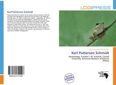 Karl Patterson Schmidt kitap kapağı