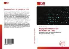 Bookcover of Équipe de France de Football en 1953