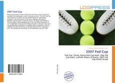 Copertina di 2007 Fed Cup