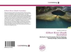 Bookcover of Gilbert River (South Australia)