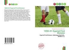 Portada del libro de 1950–51 Cypriot First Division