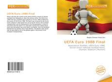 Bookcover of UEFA Euro 1988 Final
