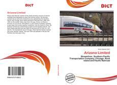 Arizona Limited的封面