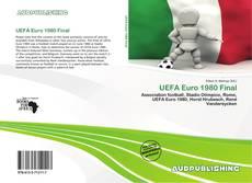 Bookcover of UEFA Euro 1980 Final