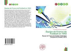Bookcover of Équipe de France de Football en 1942