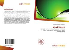 Bookcover of Mauthausen