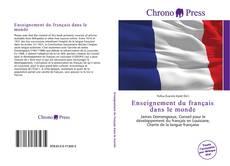 Bookcover of Enseignement du français dans le monde
