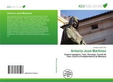 Bookcover of Antonio José Martínez