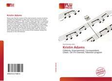 Bookcover of Kristin Adams