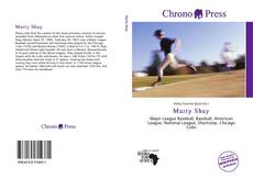 Bookcover of Marty Shay