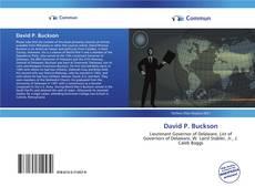 Capa do livro de David P. Buckson