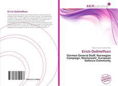 Buchcover von Erich Dethleffsen