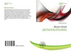 Moshe Shalit kitap kapağı