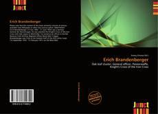 Buchcover von Erich Brandenberger