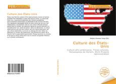 Bookcover of Culture des États-Unis