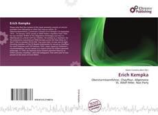 Buchcover von Erich Kempka