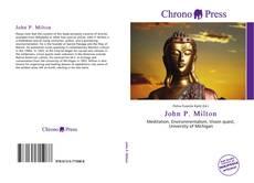 Buchcover von John P. Milton