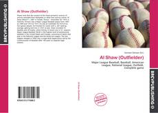 Bookcover of Al Shaw (Outfielder)