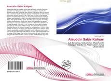 Bookcover of Alauddin Sabir Kaliyari