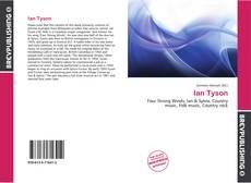 Buchcover von Ian Tyson