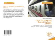 Capa do livro de Loch Eil Outward Bound Railway Station