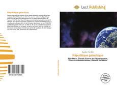 Capa do livro de République galactique