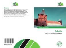 Estakhr kitap kapağı