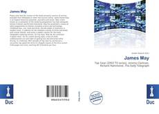 Bookcover of James May