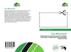 Bookcover of Eric Maschwitz
