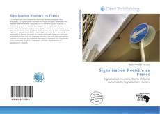 Portada del libro de Signalisation Routière en France