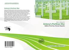 Bookcover of Antony's Parthian War