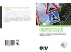 Portada del libro de Support de Panneau de Signalisation en France