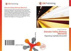 Borítókép a  Danube Valley Railway (Bavaria) - hoz